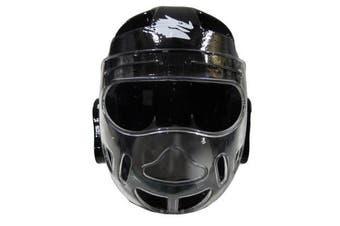 Morgan Dipped Foam Sparring Head Guard + Prospec Grill