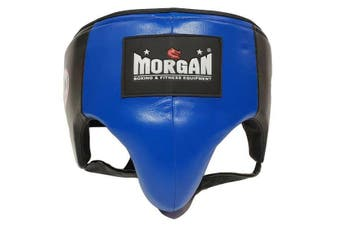 Morgan Platinum Leather Abdominal Groin Guard