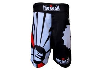 Morgan Rising Sun MMA Shorts