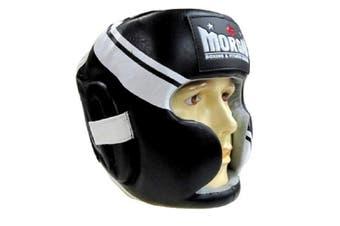 Morgan V2 Professional Leather Head Guard
