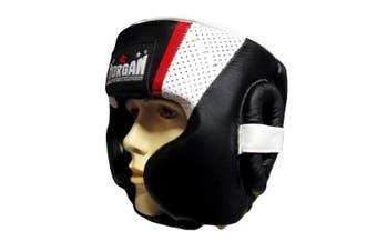 Morgan V2 Mexican Leather Head Guard - M