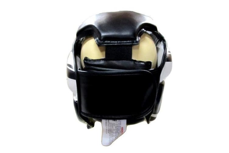 Morgan V2 Full Combat Style Head Guard - L