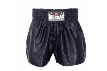 Morgan Muay Thai Shorts - Black