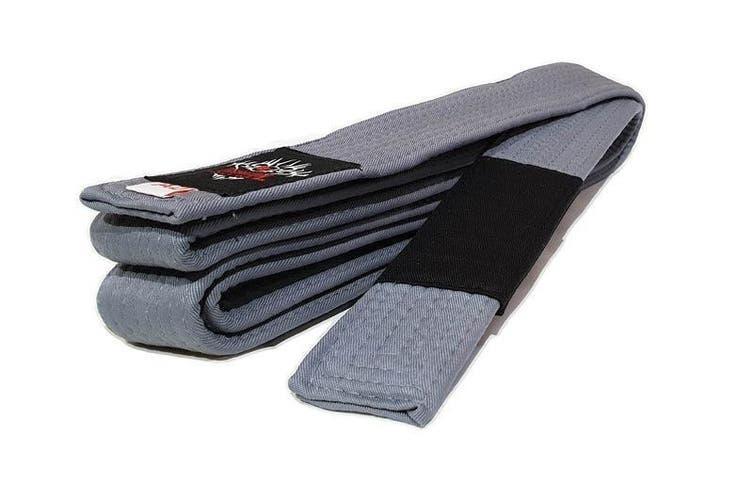 Morgan IBJJF Approved BJJ Belt - M-3 / Grey