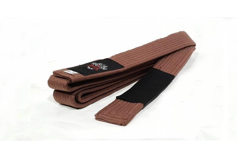 Morgan IBJJF Approved BJJ Belt - A-1 / Brown