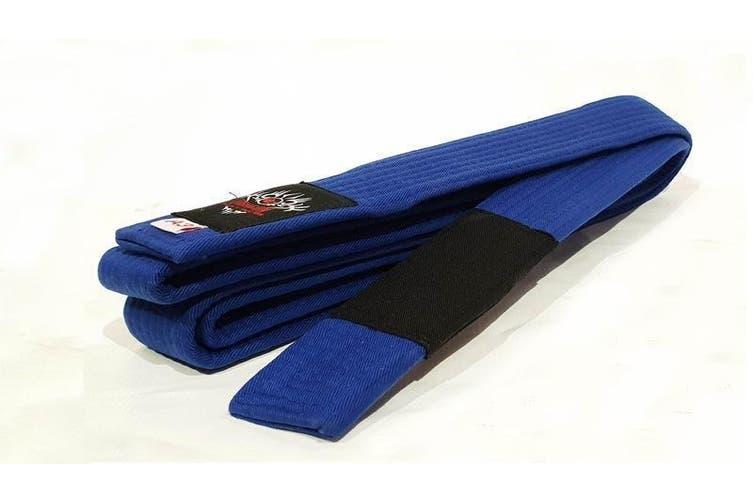 Morgan IBJJF Approved BJJ Belt - A-3 / Blue