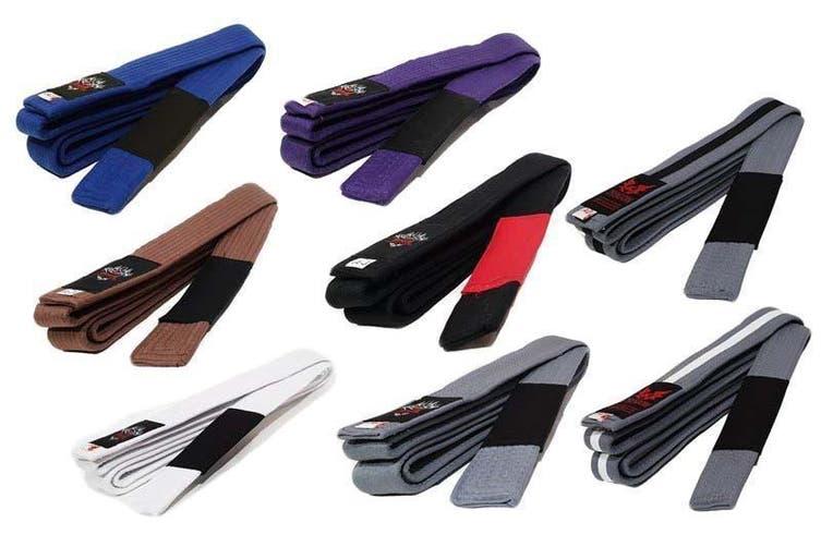 Morgan IBJJF Approved BJJ Belt - A-3 / Purple