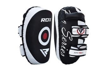 RDX T3 Muay Thai Kick Pads (Pair)