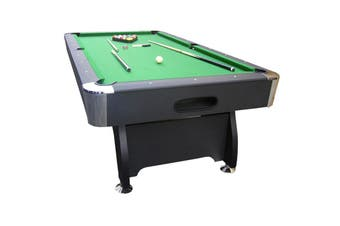 Alliance Pool Table 8Ft - Green