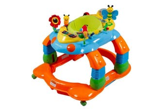 Childcare Melody Rainforest Activity Centre Baby Walker