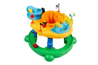 Childcare Drive 'N' Play 5-in-1 Baby Activity Centre Jumper Yellow