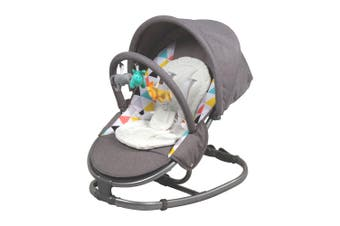 Childcare Calmo Baby Rocker Trios W Toy Bar Birth+