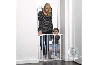 Childcare Auto assist Close Kids Safety Gate