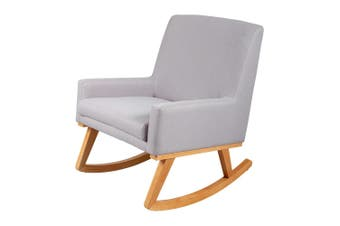 Childcare Osmo Rocking Nursery Chair Beech