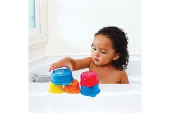 Munchkin Caterpillar Spillers Kids Bath Toy