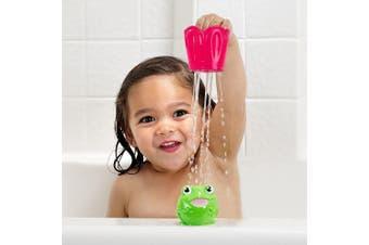 Munchkin Magic Colour Change Lily Pad Kids Bath Toy