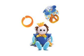 Yookidoo Baby Rattles Activity Toy Teether Prince Play Set