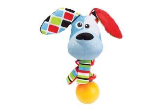 Yookidoo Shake Me Baby Toy Rattles Dog