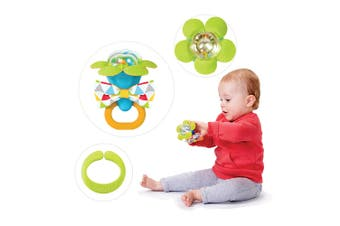 Yookidoo My First Rattle – Blue