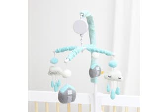 Lolli Living Musical Cot Mobile set My City