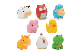 Munchkin Farm™ Bath Toy Squirts 8pk