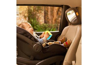 Brica Baby In Sight Soft Touch Auto Baby Car Safety Mirror