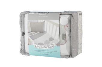 Bubba Blue Petit Elephant 6pc Nursery Gift Set