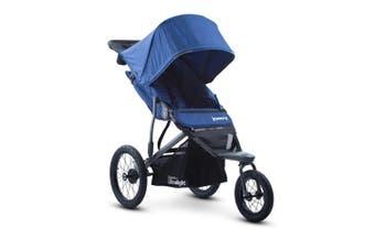 Joovy Zoom 360 Ultralight Jogging Stroller Blueberry