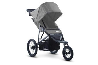 Joovy Zoom 360 Ultralight 3 Wheel Jogging Stroller Charcoal