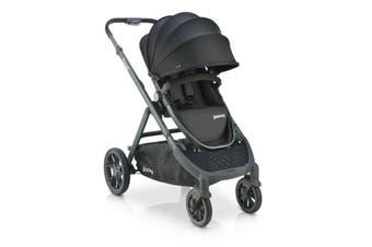 Joovy Qool Pram Baby Stroller Black Melange