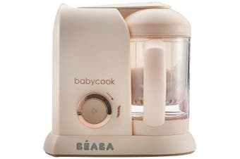 Beaba Baby Food Preparation Babycook Solo Pink