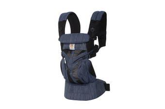 Ergobaby Omni 360 Cool Air Mesh Baby Carrier Indigo Weave