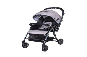 Love N Care Cony Baby Pram Stroller Grey