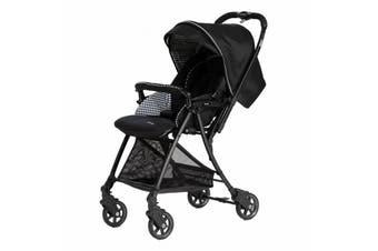 Love N Care Wi-lite Baby Stroller Pram Black Newborn+