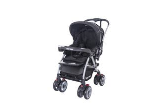 Love N Care Mirage Baby Stroller Pram Nero