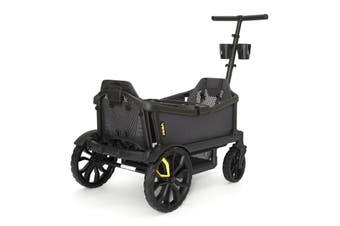 Veer Cruiser Stroller Wagon Black