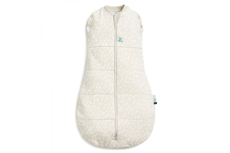 Ergopouch Cocoon Swaddle Bag Pouch Tales 2.5 Tog 0-3 M Fawn