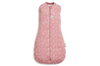 Ergopouch Cocoon Swaddle Bag Pouch Tales 2.5 Tog 0-3 M Quill