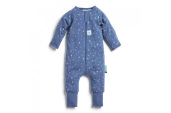 Ergopouch Heritage Long Sleeve Layers Night Sky 0.2 Tog 0-3 M Up To 6 Kg