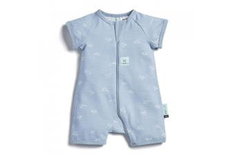Ergopouch Pouch Tales Short Sleeve Layers Ripple 0.2 Tog 0-3 M Up To 6 Kg