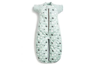Ergopouch Sleep Suit Bag Heritage 1 Tog 2-4 Y Mint Clouds