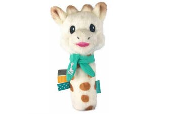 Sophie the Giraffe Squeezy Rattle