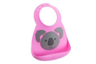 Make My Day Baby Bib Koala