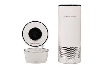 Project Nursery Video Camera with Amazon Alexa Unit