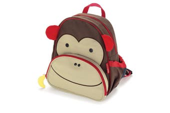 Skip Hop Zoo Packs Little Kids Backpack Monkey