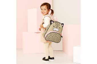 Skip Hop Zoo Pack Kids Backpack Leopard