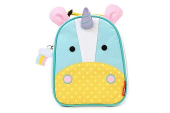 Skip Hop Kids Zoo Lunchies Insulated Lunch Bag Box Unicorn