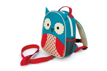 Skip Hop Zoo let Mini Backpack With Rein Owl