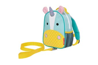 Skip Hop Zoo let Mini Backpack With Rein Unicorn