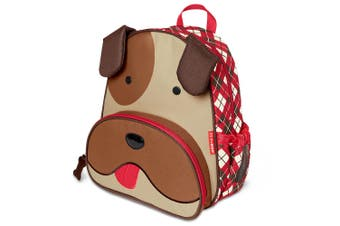 Skip Hop Zoo Winter Pack Kids Backpack Bulldog